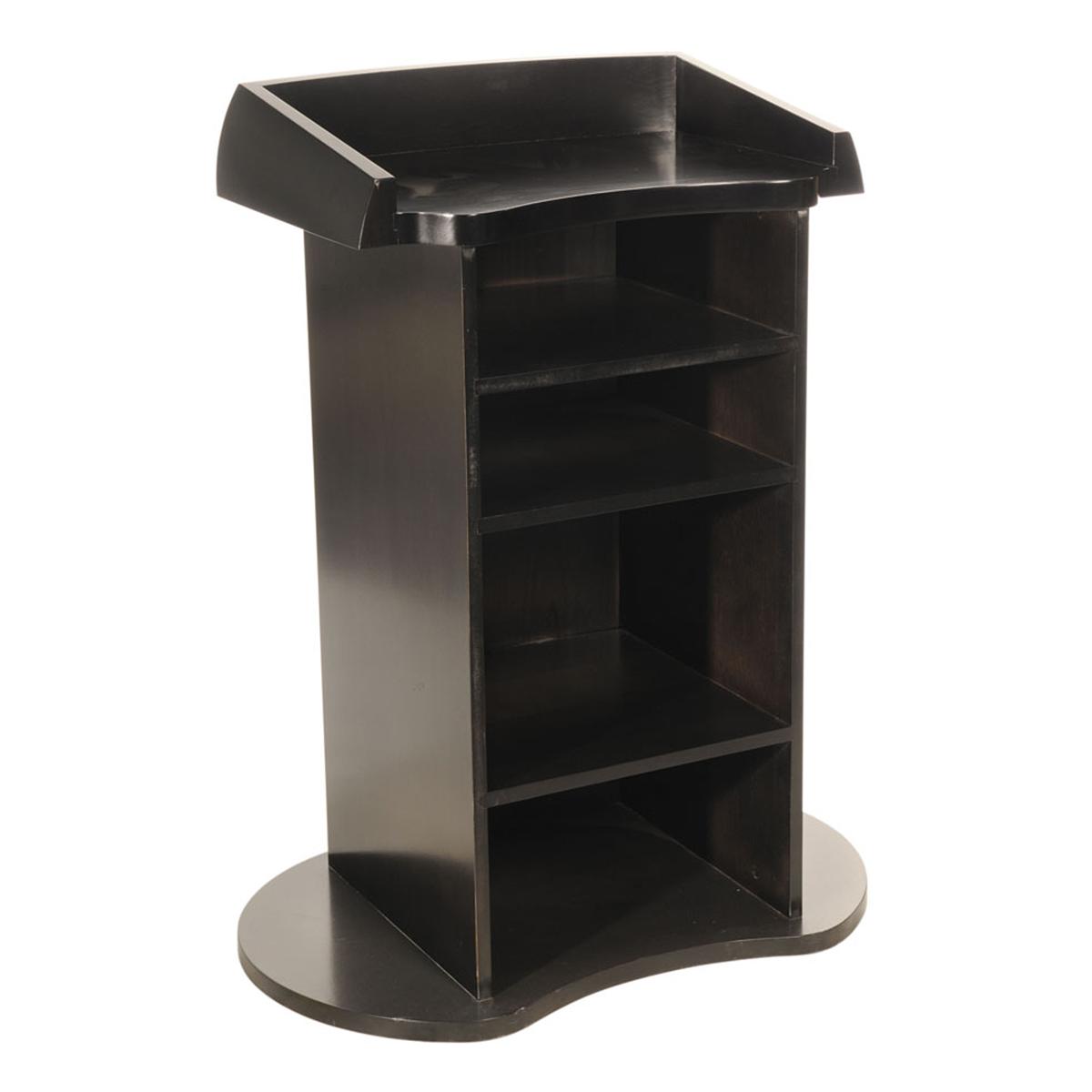 pupitre en bois noir abc location. Black Bedroom Furniture Sets. Home Design Ideas